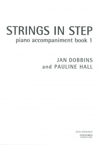 Strings in Step Book 1 (Piano Accompaniments)
