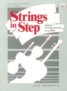 Strings in Step Book 2 (Piano Accompaniments)
