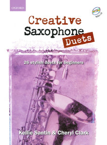 Creative Saxophone Duets (Book + CD)