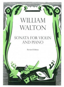 Sonata for Violin & Piano (Revised Edition)