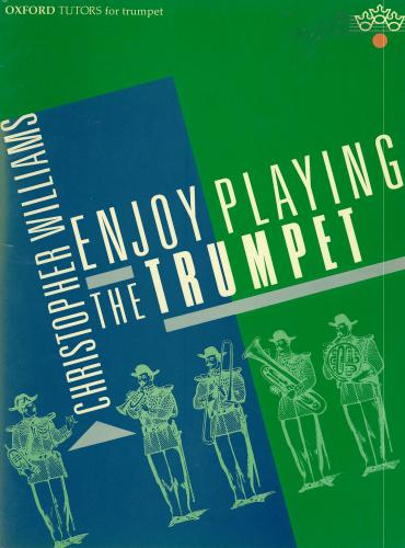Christopher  Williams: Enjoy Playing the Trumpet