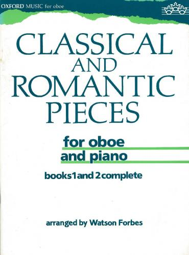 Classical and Romantic Pieces for Oboe