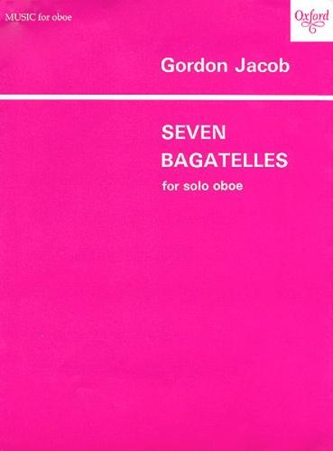 Seven Bagatelles for solo Oboe