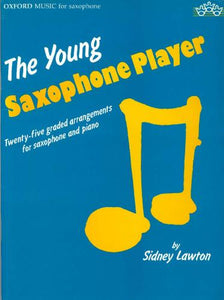 The Young Saxophone Player, Saxophone, Lawton