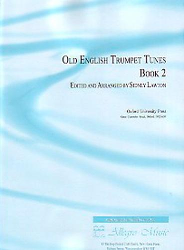 Old English Trumpet Tunes - Book 2 (ARCHIVE COPY), Trumpet, Lawton