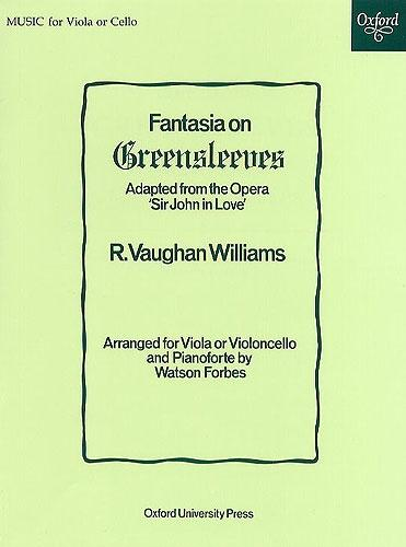 Fantasia on Greensleeves, arr. Forbes