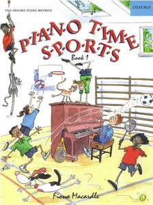Piano Time Sports Book 1