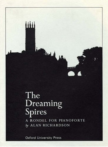 Richardson: The Dreaming Spires (Piano Solo)