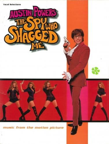 Austin Powers- The Spy Who Shagged Me