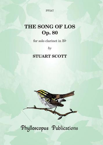 Stuart Scott: The Song of Los, Op. 80 (Clarinet Solo)