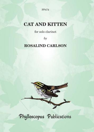 Rosalind Carlson: Cat and Kitten (Clarinet Solo)