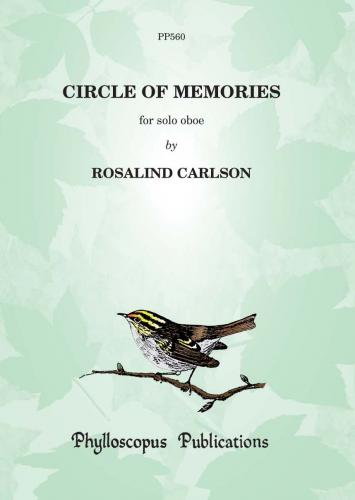Circle of Memories, Oboe or Cor Anglais solo, Rosalind Carlson
