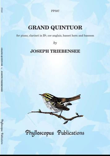 Grand Quintuor - Four Winds & Piano by Triebensee  (Woodwind Quartet)
