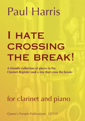 Paul Harris: I Hate Crossing the Break!