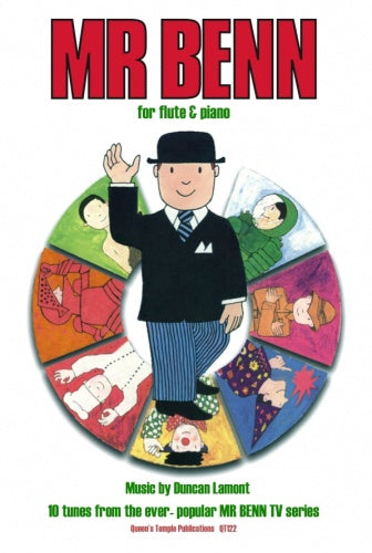 Lamont: Mr Benn for flute & piano