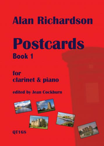 Postcards Book 1 for Clarinet & Piano