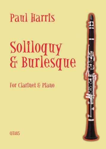 Soliloquy & Burlesque for Clarinet & Piano