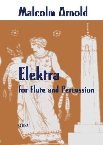 Elektra For Flute and Percussion