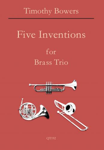 Five Inventions for Brass Trio