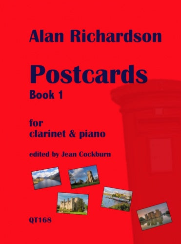 Postcards  -  Book 1