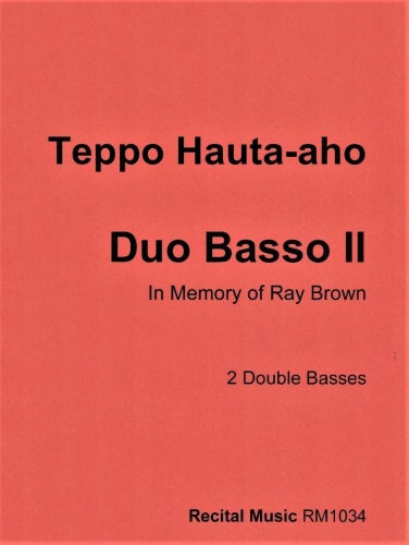 Duo Basso II - In Memory of Ray Brown