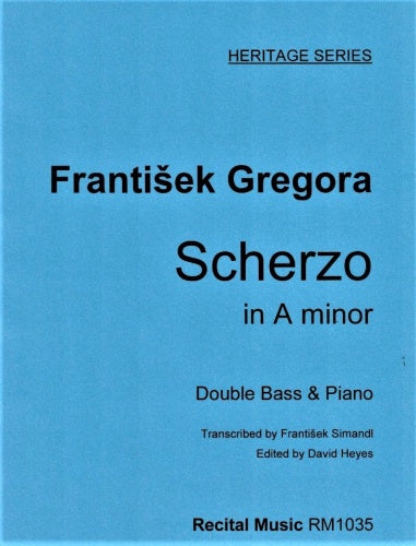 Scherzo in A minor