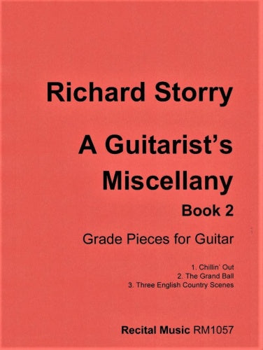 A Guitarist's Miscellany Book 2