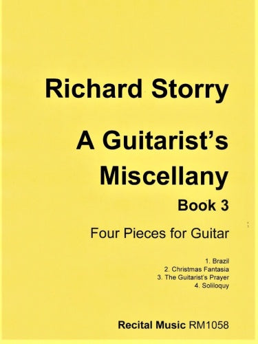 A Guitarist's Miscellany Book 3