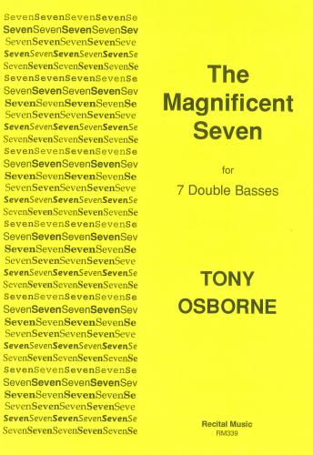Tony Osborne: The Magnificent Seven (Double Bass Septet)