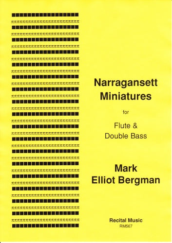 Mark Elliot Bergman: Narragansett Miniatures