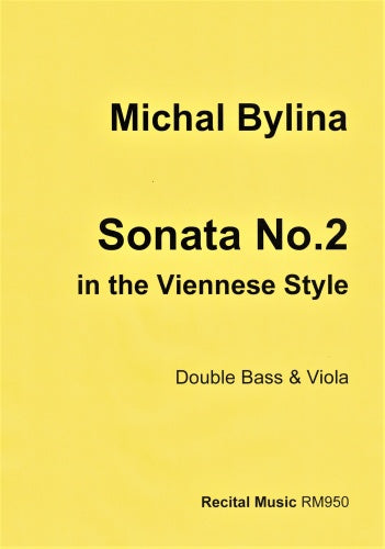 Sonata No.2 in the Viennese Style