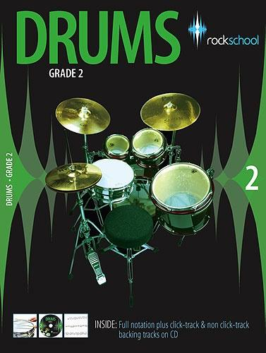 Rockschool Drums (2006-2012) - Grade 2 (Rock School)