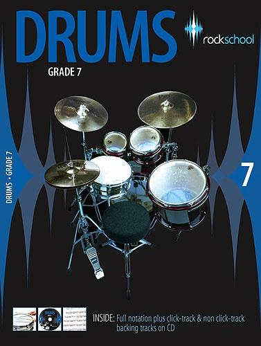 Rockschool Drums (2006-2012) - Grade 7 (Rock School)