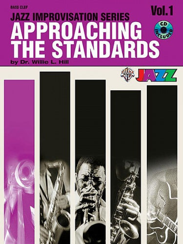 Approaching the Standards, Volume 1 (Bass Clef Book)