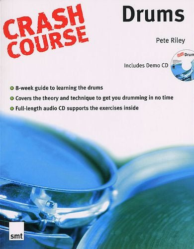Crash Course: Drums (Book & CD)