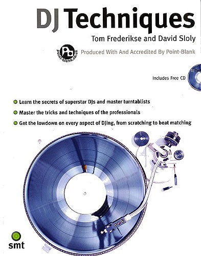 DJ Techniques (Book & CD) (Technology)