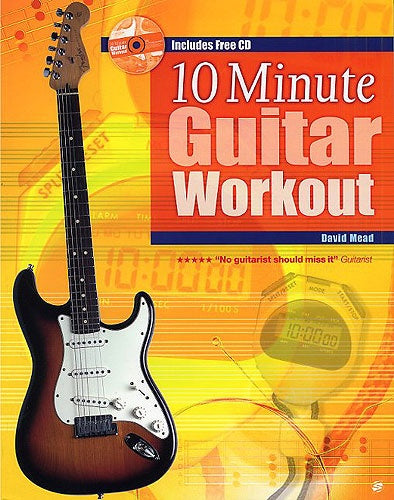 Guitar Workout for the Interminably Busy (Book & CD)