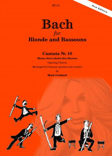 Bach for Blonde & Bassoons (New Edition)