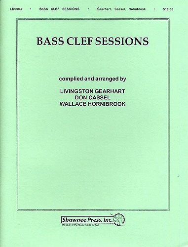 Bass Clef Sessions (Duets, Trios & Quartets for Bass Instruments)