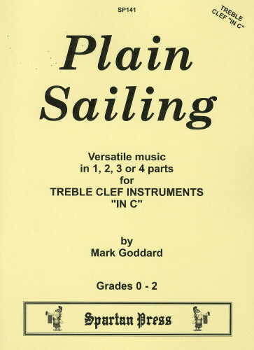 Plain Sailing: Treble Clef Book
