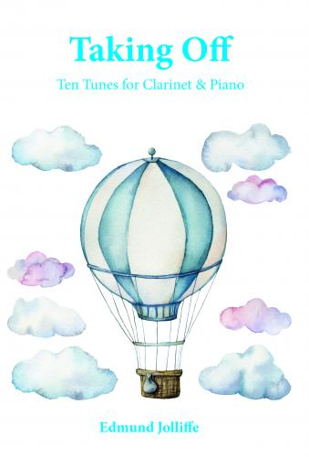 Taking Off - Ten Tunes for Clarinet & Piano