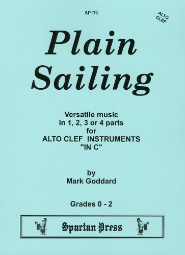 Plain Sailing: Alto Clef Book