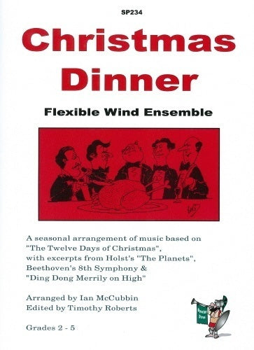 Christmas Dinner: Flexible Wind Ensemble