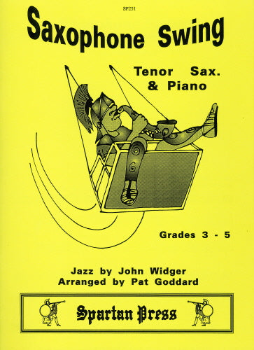 Widger: Saxophone Swing  Tenor Saxophone & Piano