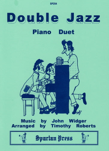 John Widger: Double Jazz (Piano Duet)
