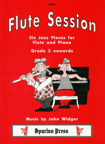 John Widger: Flute Session