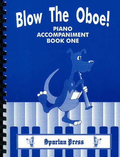 Sue Taylor: Blow The Oboe! Piano Accompaniment Book 1