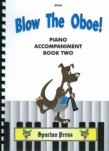 Sue Taylor: Blow The Oboe! Piano Accompaniment Book 2