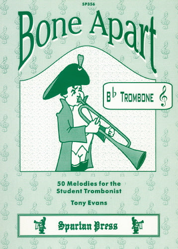 Bone Apart: Bb Trombone (treble Clef)