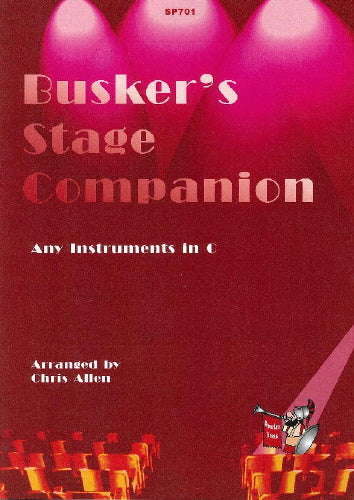 Busker's Stage Companion for Any Instrument in C